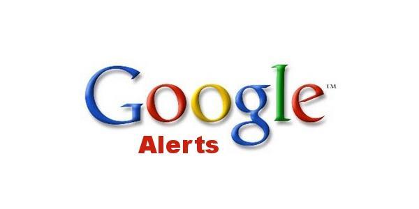 Google Alert come impostare avvisi