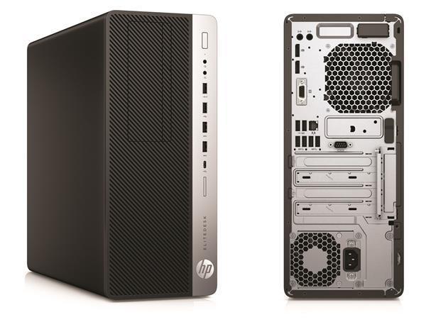 Migliori pc preassemblati: HP EliteDesk 800 G3