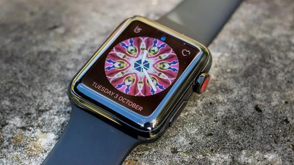 Valutazione Apple Watch serie 3