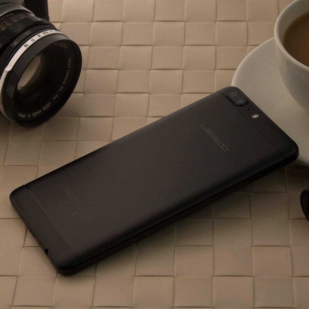 Leagoo T5 fotocamera