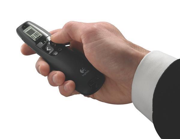Logitech Telecomando Wireless R700 EWR2