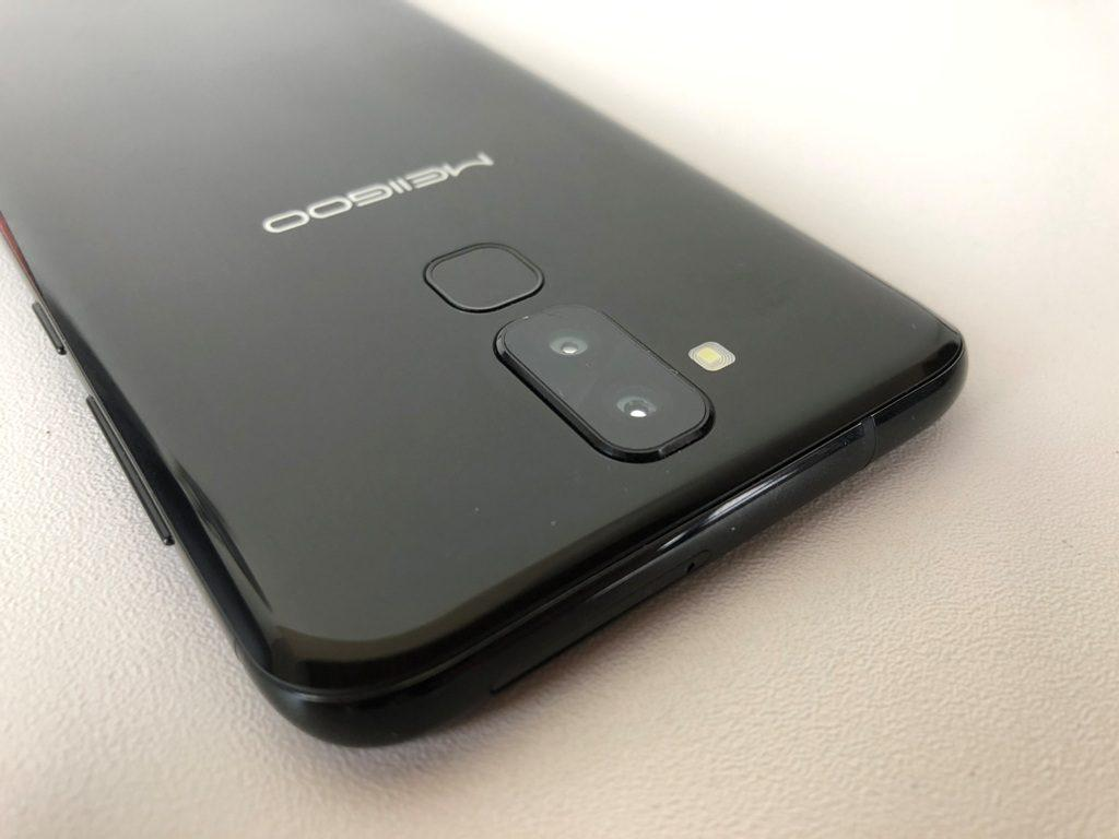 Meiigoo S8 fotocamera