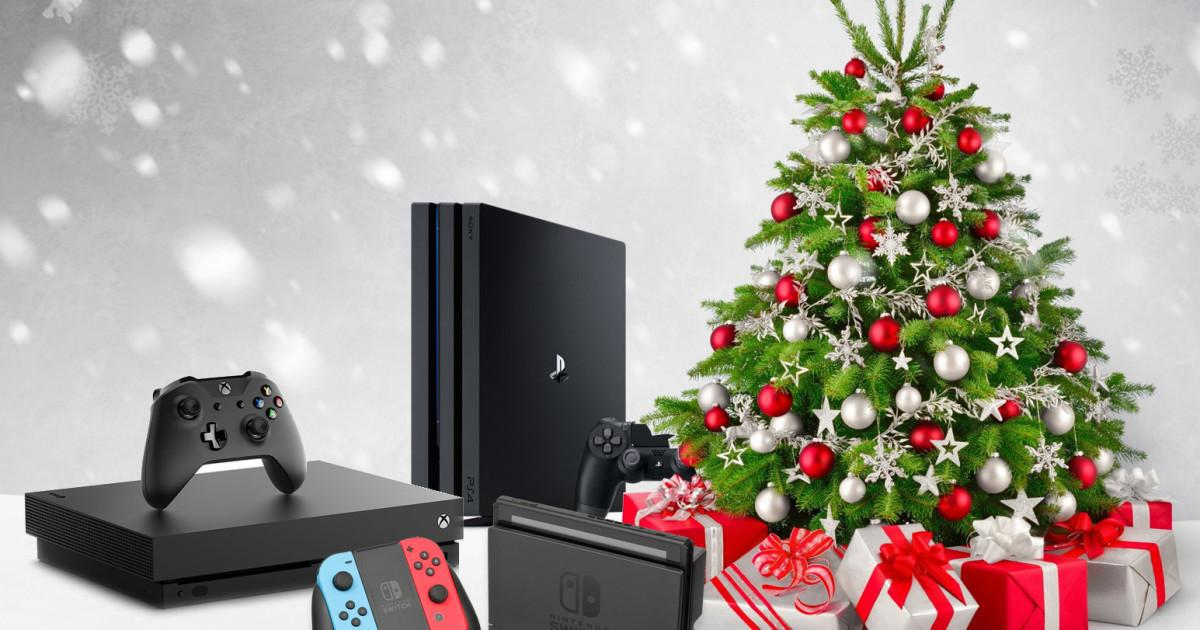 Regali Di Natale Video.Le Migliori Console E Accessori Da Gaming Da Regalare A Natale
