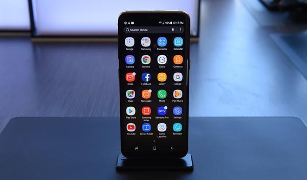 Migliori smartphone da acquistare: Samsung Galaxy S8