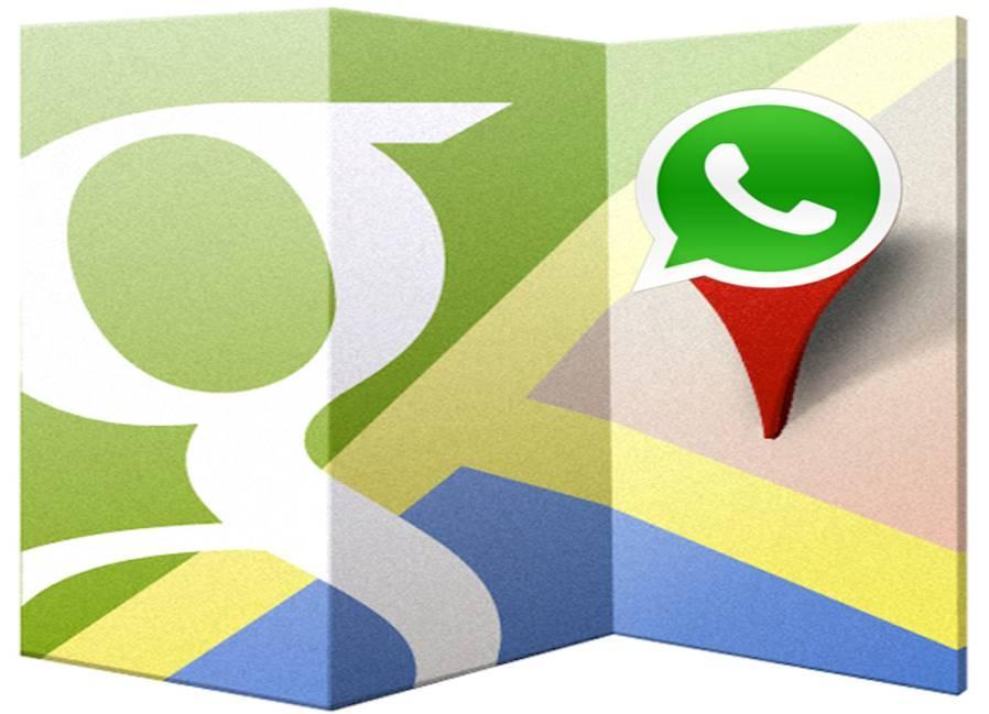 WhatsApp disattivare posizione attuale GPS