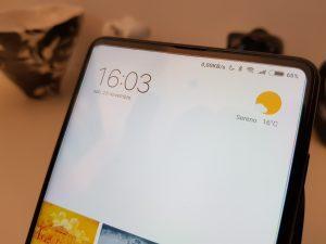 Xiaomi Mi MIX 2 miui 1