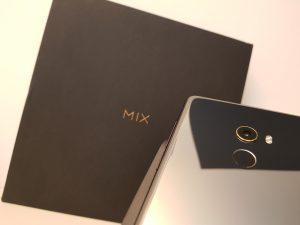 Xiaomi Mi MIX 2 scatola