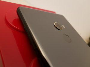 Xiaomi Mi MIX 2 sensore impronte