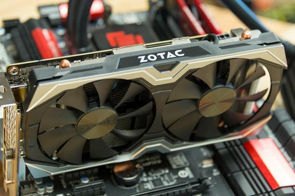 Лучшие аппаратные устройства: Zotac GeForce GTX 1060 6GB AMP