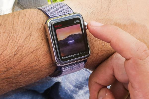 Allenamento Apple Watch serie 3