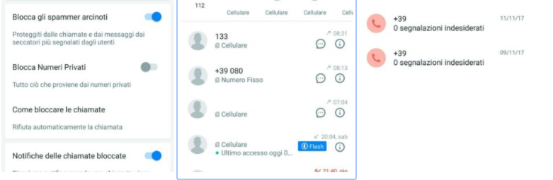 Come bloccare telefonate indesiderate su Samsung Galaxy Note 8