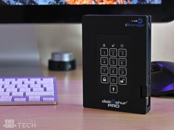 diskAshur Pro 500GB