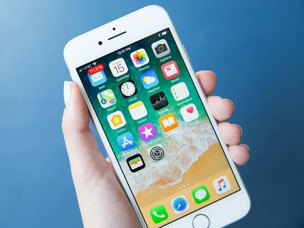 Migliori smartphone da acquistare: iPhone 8