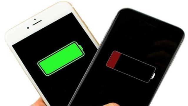 risparmio energetico iOS 11 iPhone