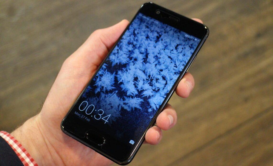 Come nascondere foto, video, file su Huawei P10
