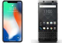 Come trasferire contatti e SMS da Blackberry a iPhone X