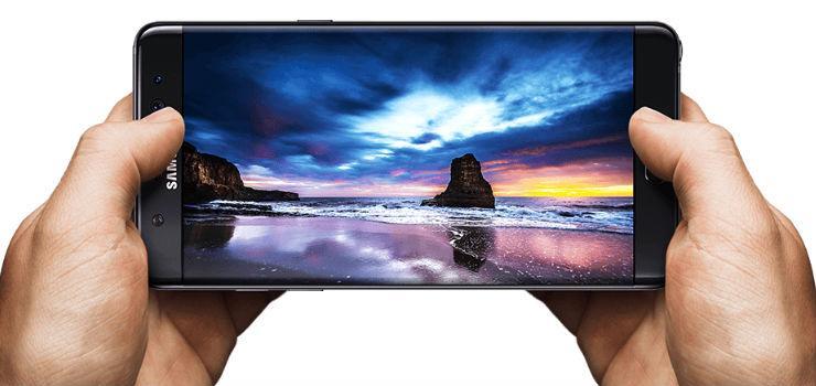 Come vedere il display del Galaxy Note 8 sul computer