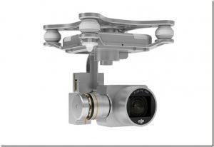 DJI Phantom 3 Standard - camera