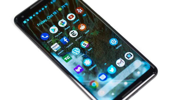 Smartphone per la sicurezza: Google Pixel 2