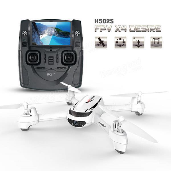 Migliori droni: Hubsan H502S