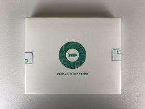 Kinps 10000mAh Powerbank scatola