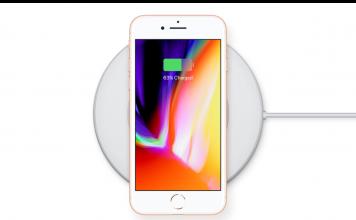 ricaricare iPhone X