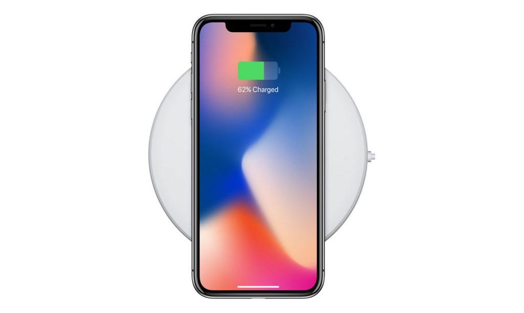 ricarica wireless iphone x e iphone 8