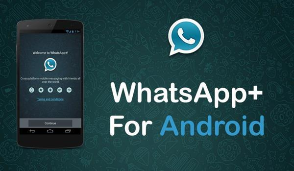 WhatsApp Plus per Android