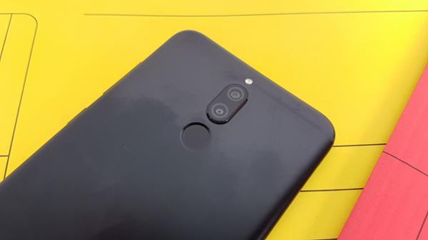 Design Huawei Mate 10 Lite