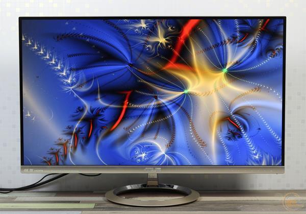 Migliori schermi 4K: Asus MX27UQ