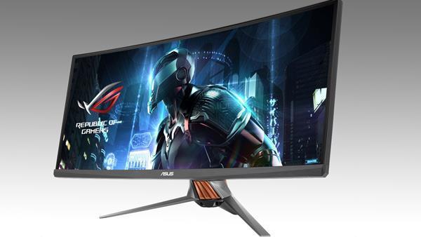 Migliori schermi 4K: Asus ROG SWIFT PG348Q