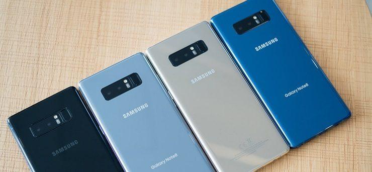 Come registrare telefonate su Samsung Galaxy Note 8