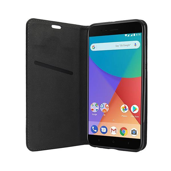 Cover per Xiaomi Mi A1:  custodia Digital Bay in ecopelle