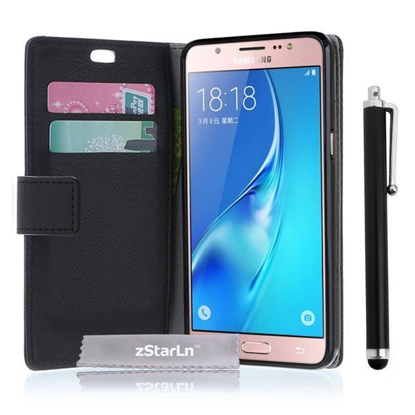 Migliori cover per Galaxy J5 2017: Custodia in pelle a portafoglio zStarLn