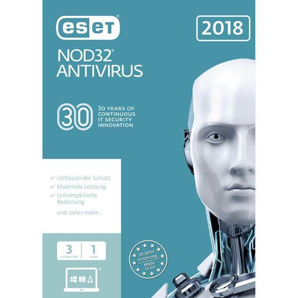 Miglior antivirus: ESET NOD32 2018 Edition