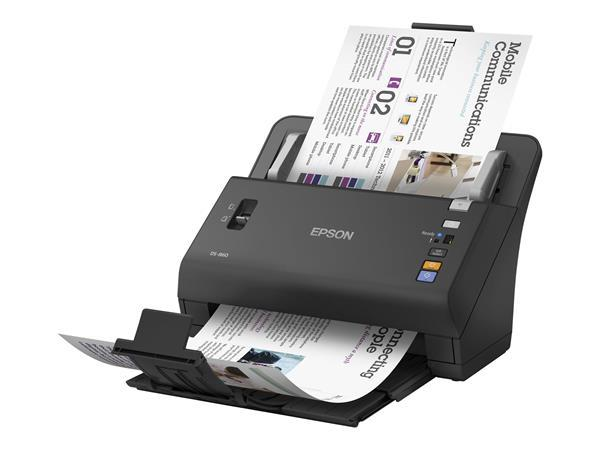 Migliori scanner: Epson Workforce DS-860N