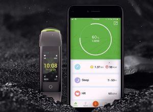 G16 smartband - regalo di coppia per san valentino - app