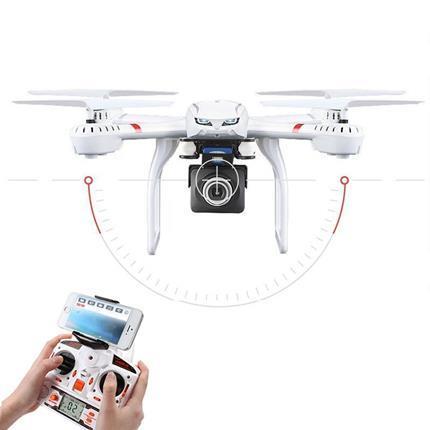 Droni per principianti: Goolsky MJX X101