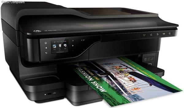 Migliori scanner: HP Officejet 7612