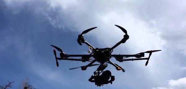 Droni per reflex: Ironman 960