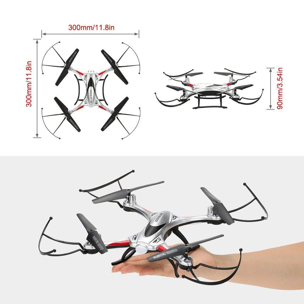 Migliori droni: JJRC H31