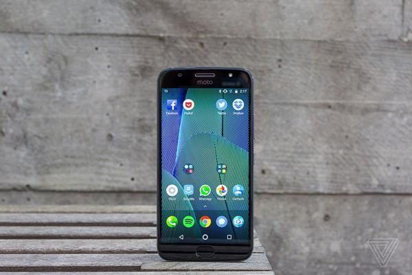 Migliori phablet: Motorola Moto G5s Plus