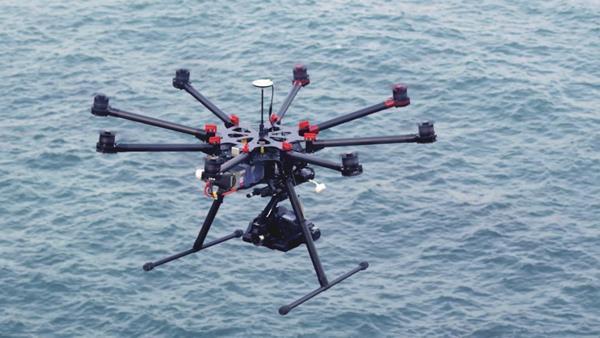 Droni per reflex: Muvistar 1000
