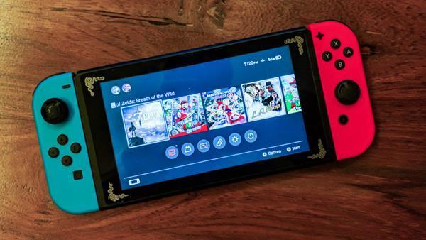 Migliori console portatili: Nintendo Switch