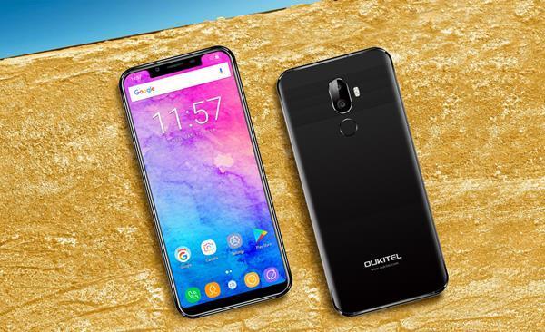 Clone iPhone X: Oukitel U18