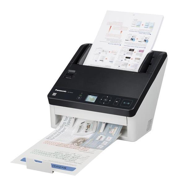 Migliori scanner: Panasonic KV-S1027C