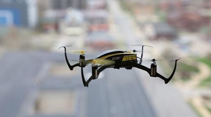Droni per principianti: Quadricottero Nano QX BNF