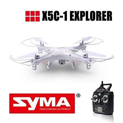 Droni per principianti: Quadricottero Syma X5C