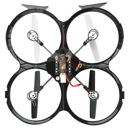 Droni per principianti: UDI U818A-HD