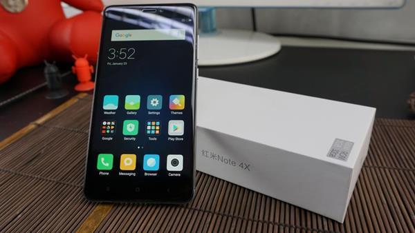 Migliori phablet: Xiaomi Redmi Note 4X